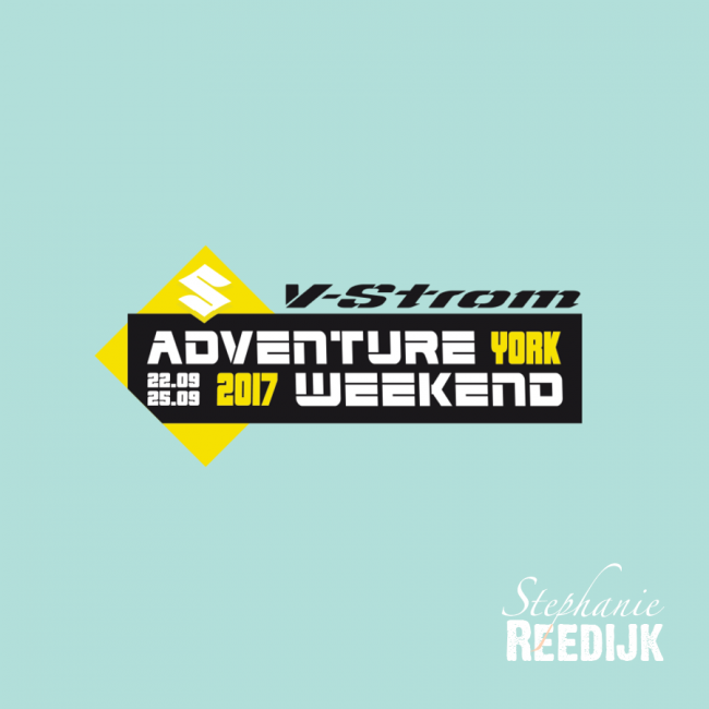 Suzuki V-Strom Adventure Weekend York 2017